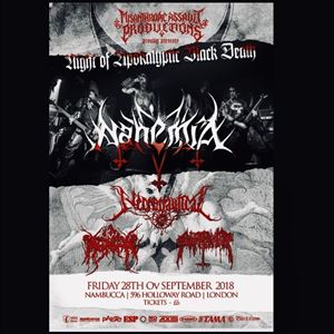 Night Of Apokaliptic Black Death
