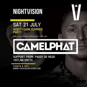Nightvision presents CAMELPHAT