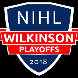 NIHL 2 South Wilkinson Semi-Finals @ The Hive