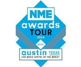 NME Awards Tour 2014