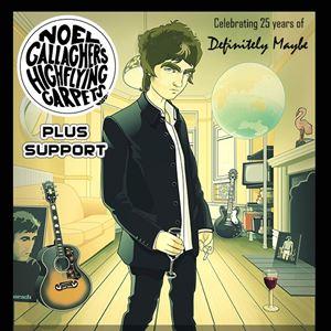 Noel Gallagher High Flying Carpets *Glasgow*
