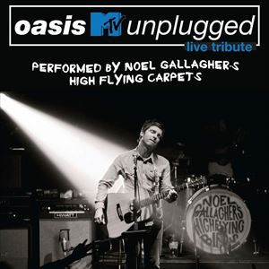 OASIS MTV Unplugged*Tribute Show* Glasgow