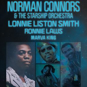 NORMAN CONNORS & The Starship Orchestra