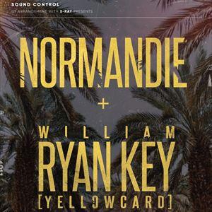 NORMANDIE & WILLIAM RYAN KEY (YELLOWCARD)
