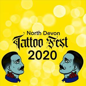 North Devon Tattoo Fest - Sunday ticket