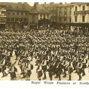 Northampton World War 1 Heritage Day Tour