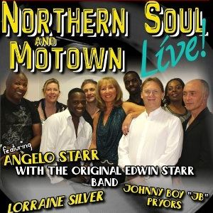 Northern Soul & Motown Live