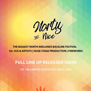 Norty & Nice - Bass Festival North Midlands