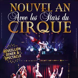 Nouvel an avec les Stars du Cirque | Biarritz