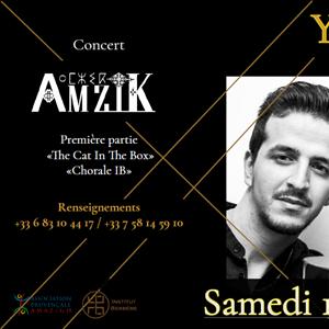 Nouvel an berbere 2020 à Marseille - AmZik