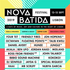 Nova Batida 2019 LX Factory Tickets   Nova Batida 2019 at LX