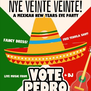 NYE Veinte Veinte Mexican Party