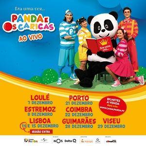 O Musical - Panda E Os Caricas