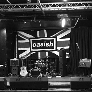 Oasish (Wales) plus support