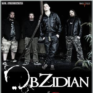 Obzidian plus supports at Redrum Stafford