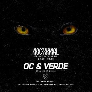 OC & Verde Presents Nocturnal