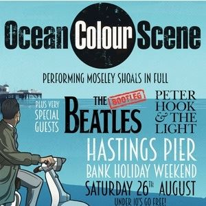 OCEAN COLOUR SCENE + The Bootleg Beatles
