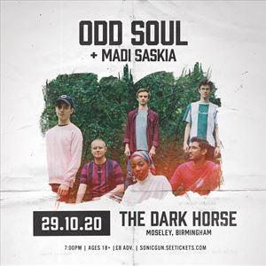 Odd Soul + Madi Saskia