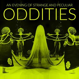 ODDITIES featuring Sticky Pearls & VEIL