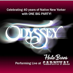 Odyssey Live at Hale Barns Carnival