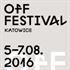 OFF FESTIVAL 2016 KATOWICE