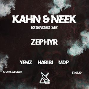 Off The Radar Presents: Kahn & Neek (Extended Set)