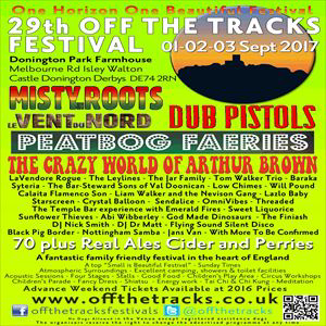 Off The Tracks Festival 2017
