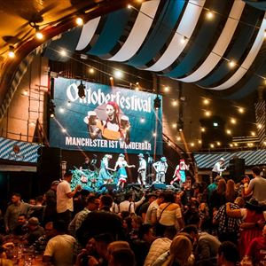 Oktoberfest 2019: Friday Evening