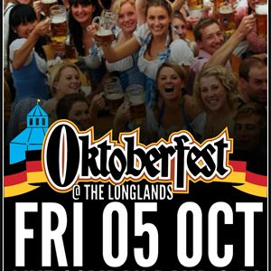 OKTOBERFEST @ The Longlands 2018
