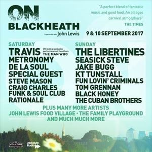 On Blackheath 2017