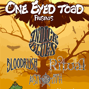 One Eyed Toad Presents