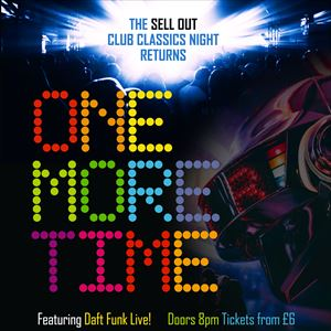 One More Time (Xmas Party) Featuring Daft Funk