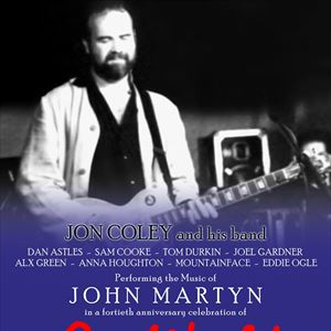 One World a Celebration of John Martyn