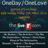 ONEDAY/ONELOVE FESTIVAL @ THE LIVE ROOM, MANCUNIA