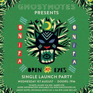 Onipa 'Open My Eyes' Single Launch Party