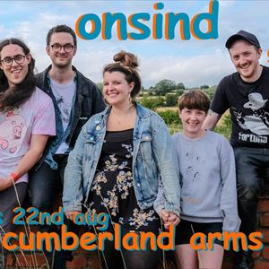 ONSIND at Cumberland Arms Newcastle 22 August 2019