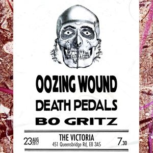 Oozing Wound + Bo Gritz