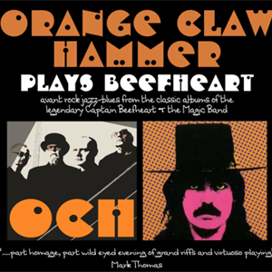 Orange Claw Hammer