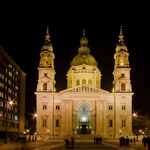 Organ Concert In The St. Stephens Basilica