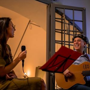 Os Clandestinos - Concert And Dinner