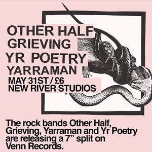 Other Half, Grieving, Yarraman, Yr Poetry