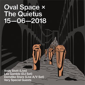 Oval Space x The Quietus with Andy Stott