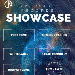 OverRide Records Showcase