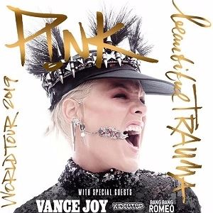 P!nk - Hospitality Packages