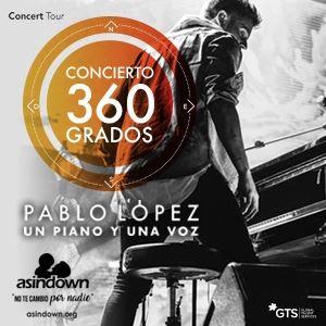 Pablo López 360º - Sevilla