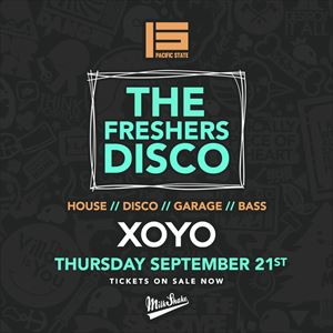 Pacific State XOYO