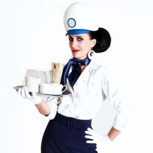 Pam Ann's Flight Attendant Star