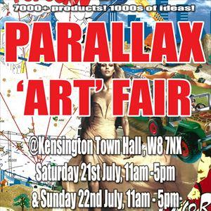 Parallax Art Fair July 2018