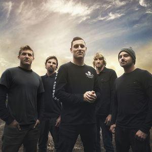Parkway Drive - Unbreakable Tour