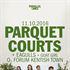 PARQUET COURTS + EAGULLS + GOAT GIRL